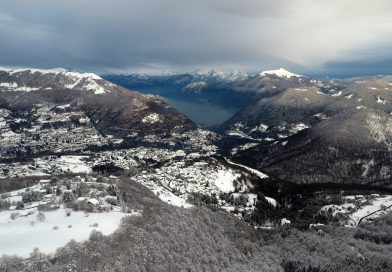 Inverno in Valle Intelvi