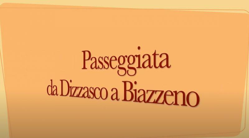 Passeggiata a Biazzeno