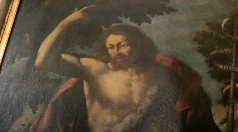 La Chiesa di S. Sisinnio a Muronico: terzo episodio